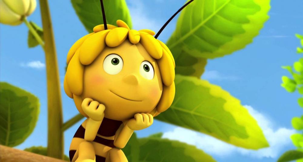 пчела майя онлайн смотреть: